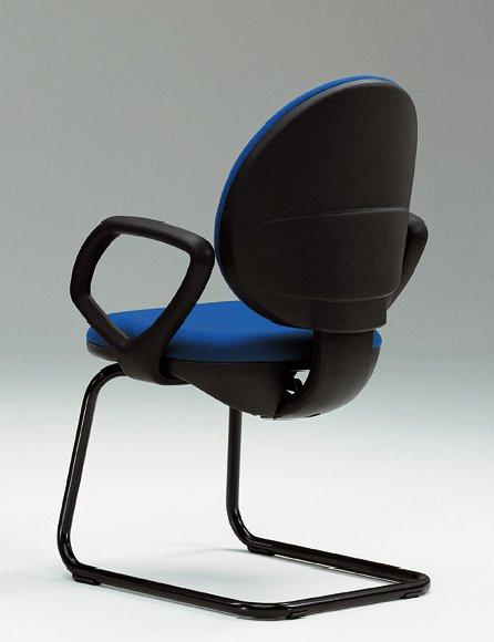 Sf994 segix sedie e poltrone da ufficio venezia - Sedia cantilever ...